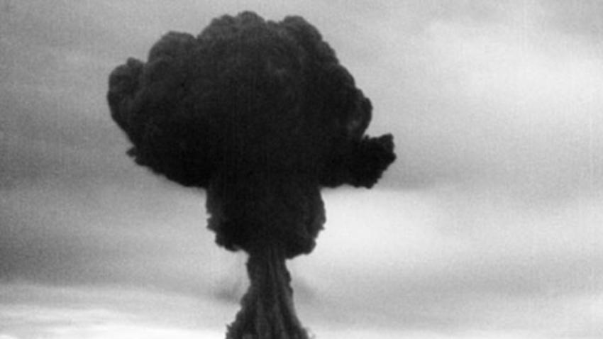 Prvo sovjetsko testiranje atomske bombe, Semipalatinsk, 29. avgust 1949.