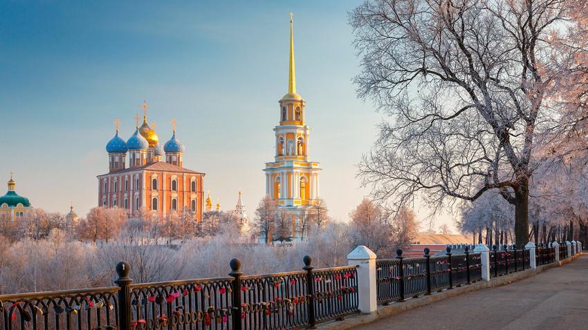 Kremlj u Rjazanju.