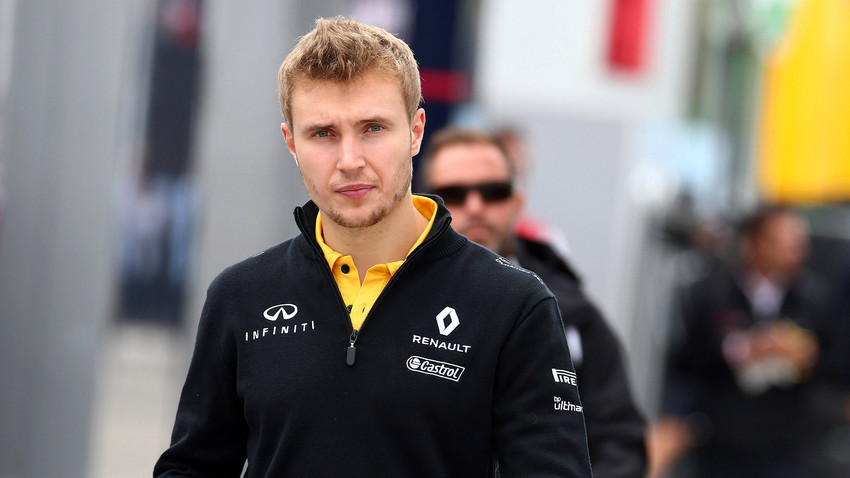 Sergey Sirotkin, a 22-year-old racer from Moscow who joins Williams team to compete in next Formula One season