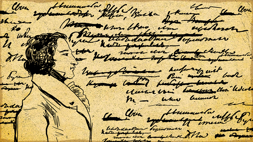 Quiz: Guess what these words in Russian cursive mean