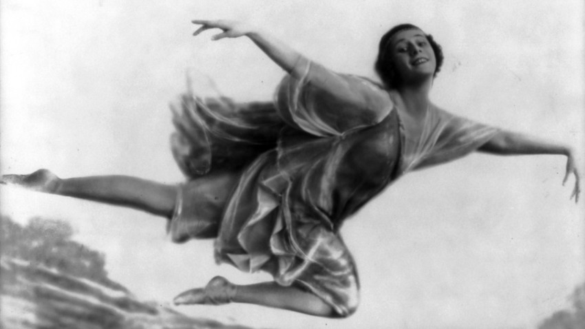 Anna Pawlowa 1916