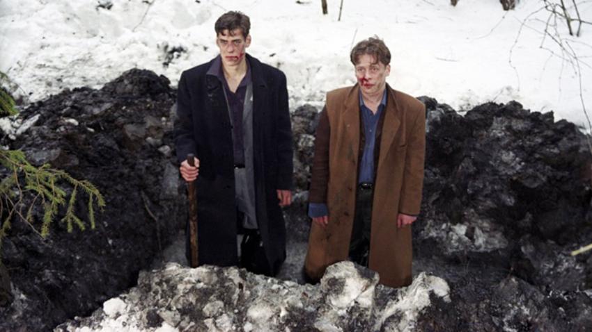 Prizor iz priljubljene serije Sašina brigada (2002)