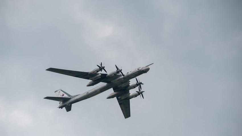 """Tu-95MS """"Kaluga"""""""