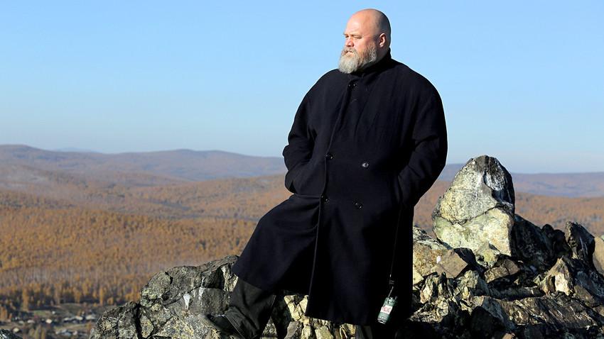 Aleksey Fedorchenko.