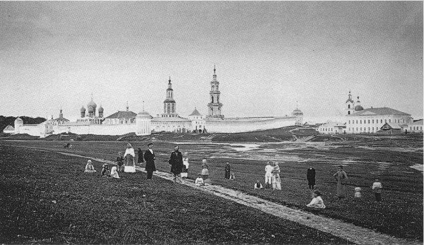 Stari del mesta Kaljazin.