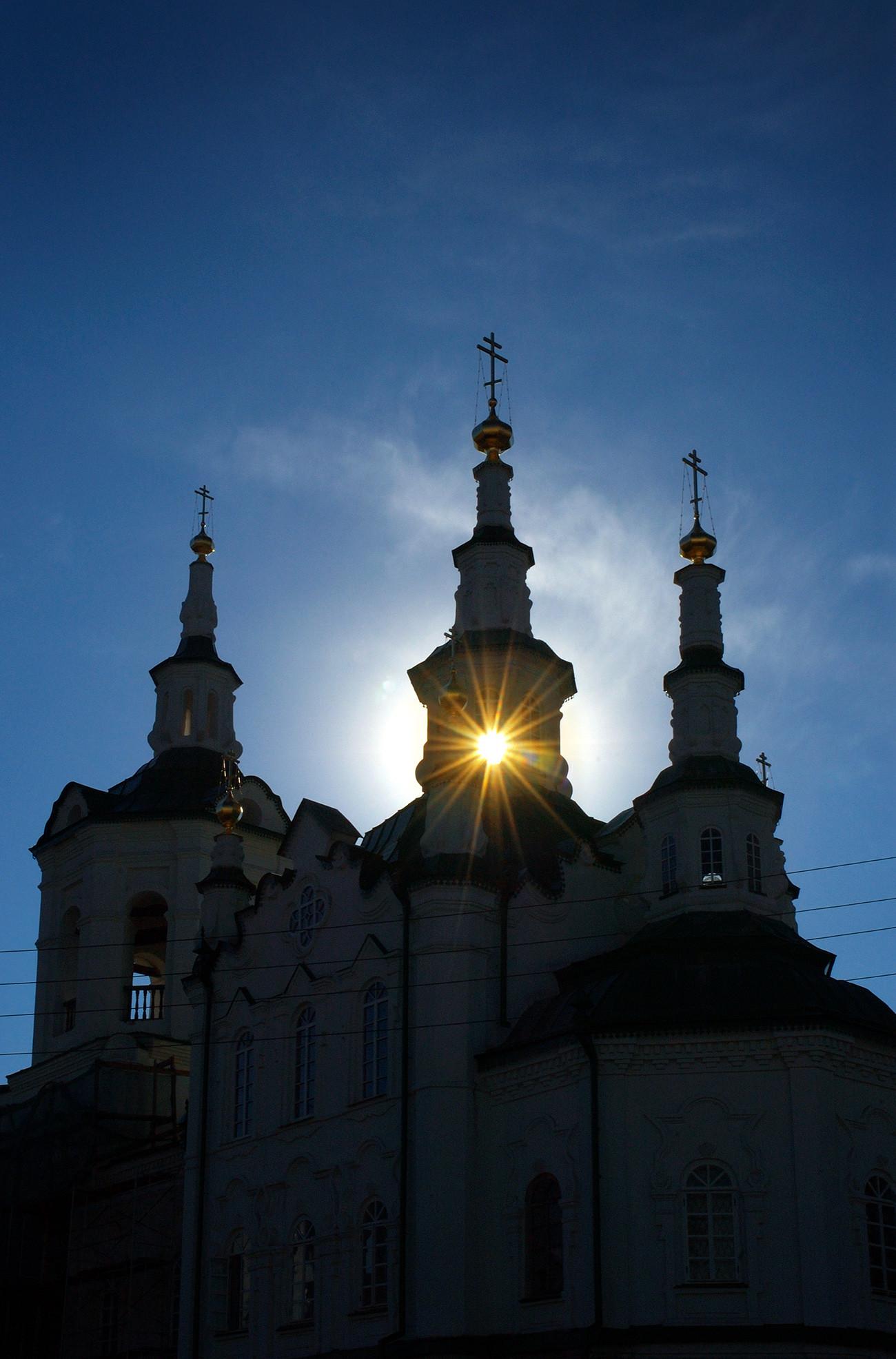 Tyumen, Siberia Barat.