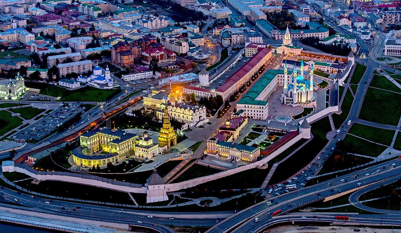 Kremlin Kazan.