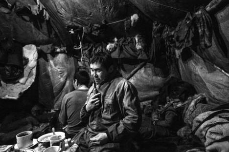 Sovjetska oblast je želela vzpostaviti sovjete po plemenski pripadnosti, a ji ni uspelo, saj tu plemena nimajo jasno določenega teritorija