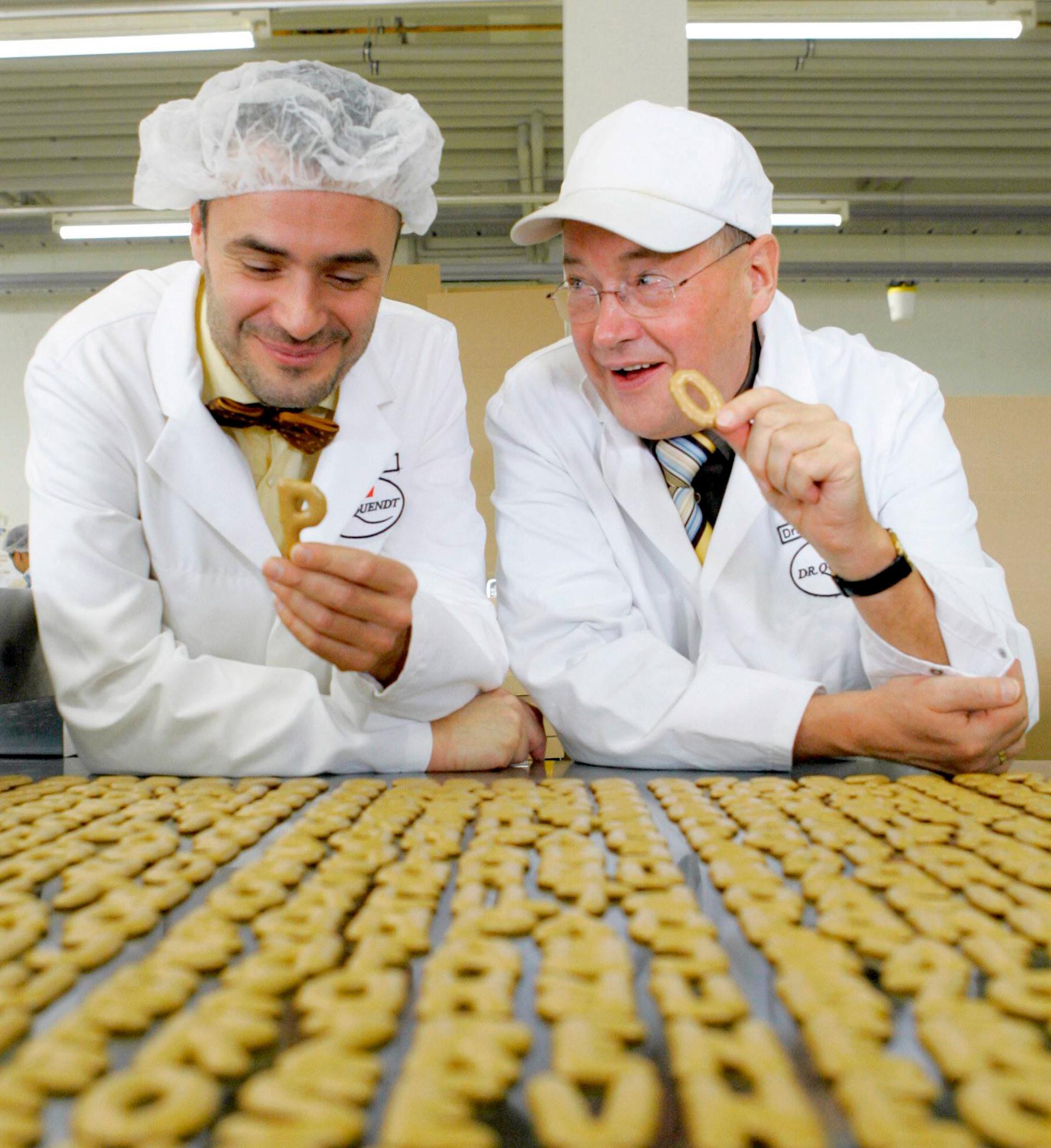 Pão feito na Alemanha era originalmente chamado