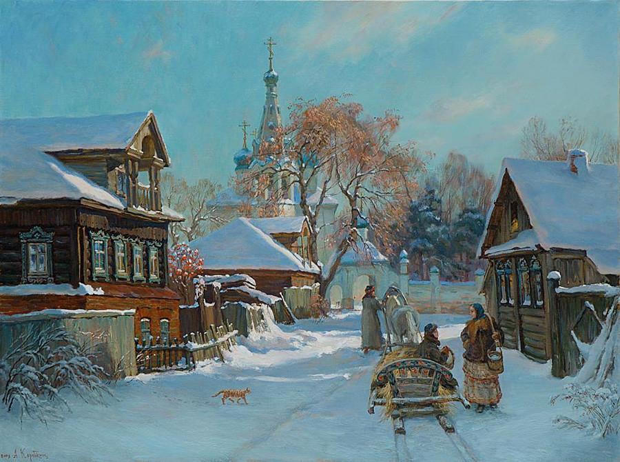 "Анатолиј Коропкин, ""Уочи Божића"" (2011)"