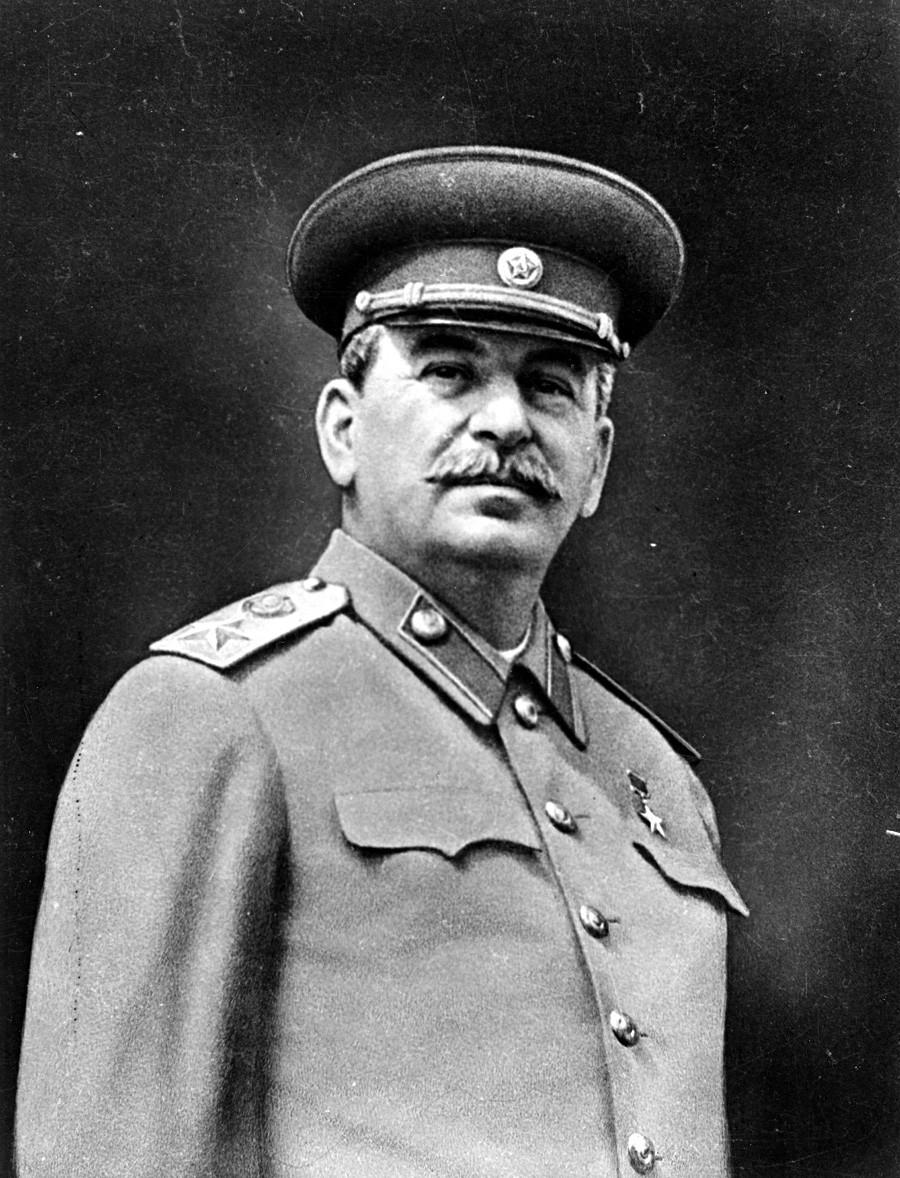 ヨシフ・スターリン、1949年