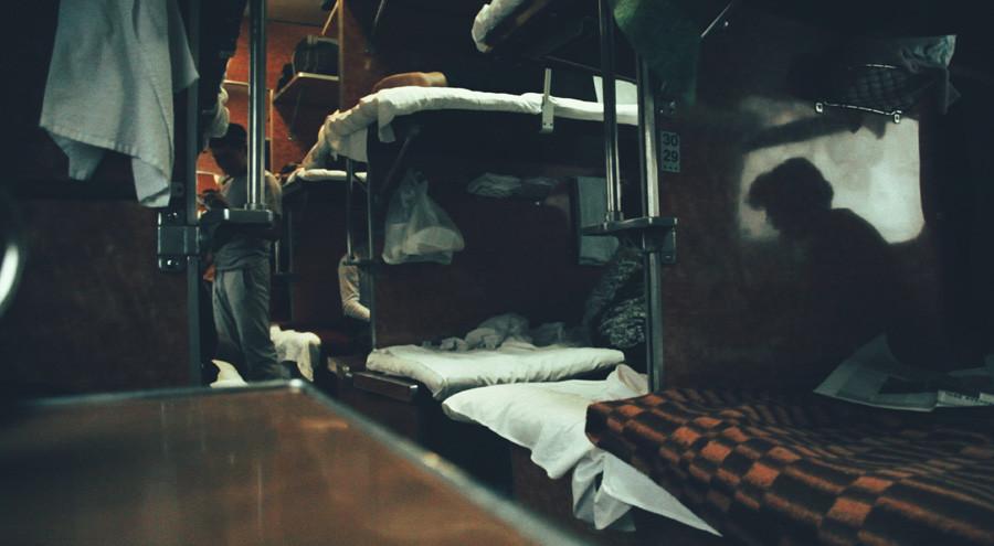 Die berühmten Platzkart-Waggons der russischen Nachtzüge sind eines der exotischsten und authentischsten Elemente des russischen Alltags für ausländische Touristen.