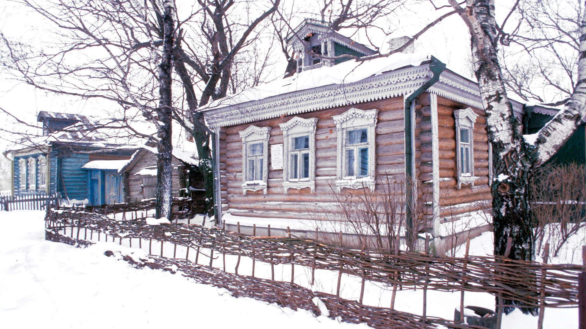 Poet Sergey Yesenin