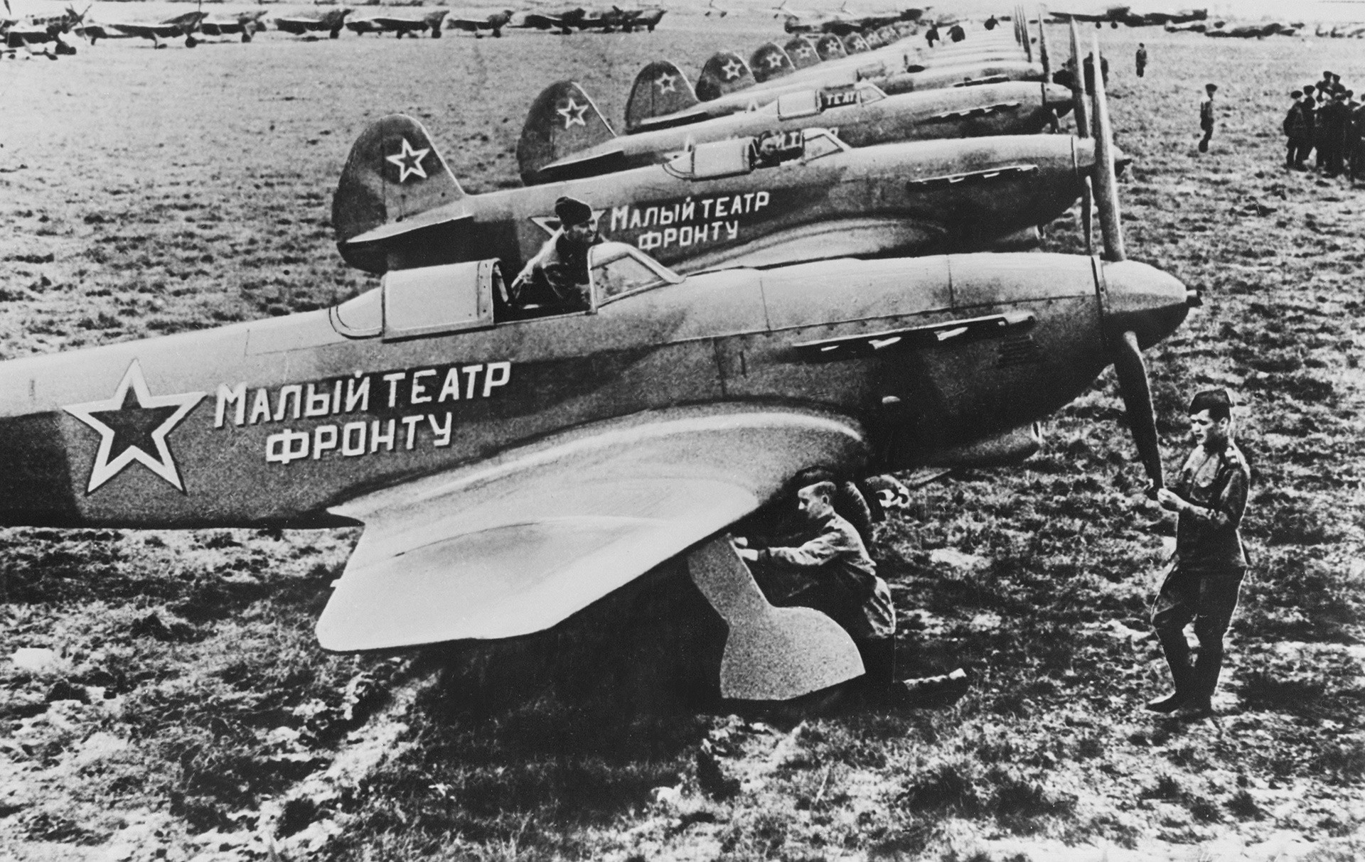 How Soviet aces shot down American planes in the Korean War 27