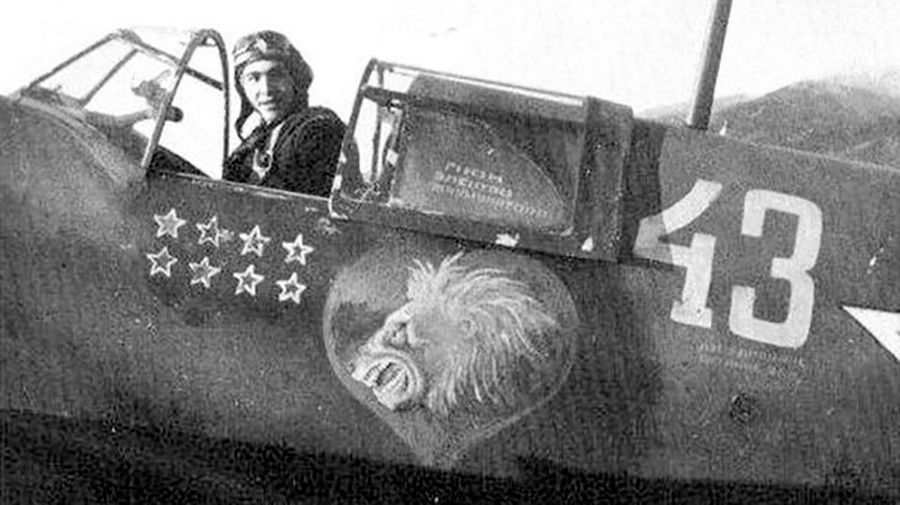 How Did Soviet Flying Aces Decorate Their Planes During
