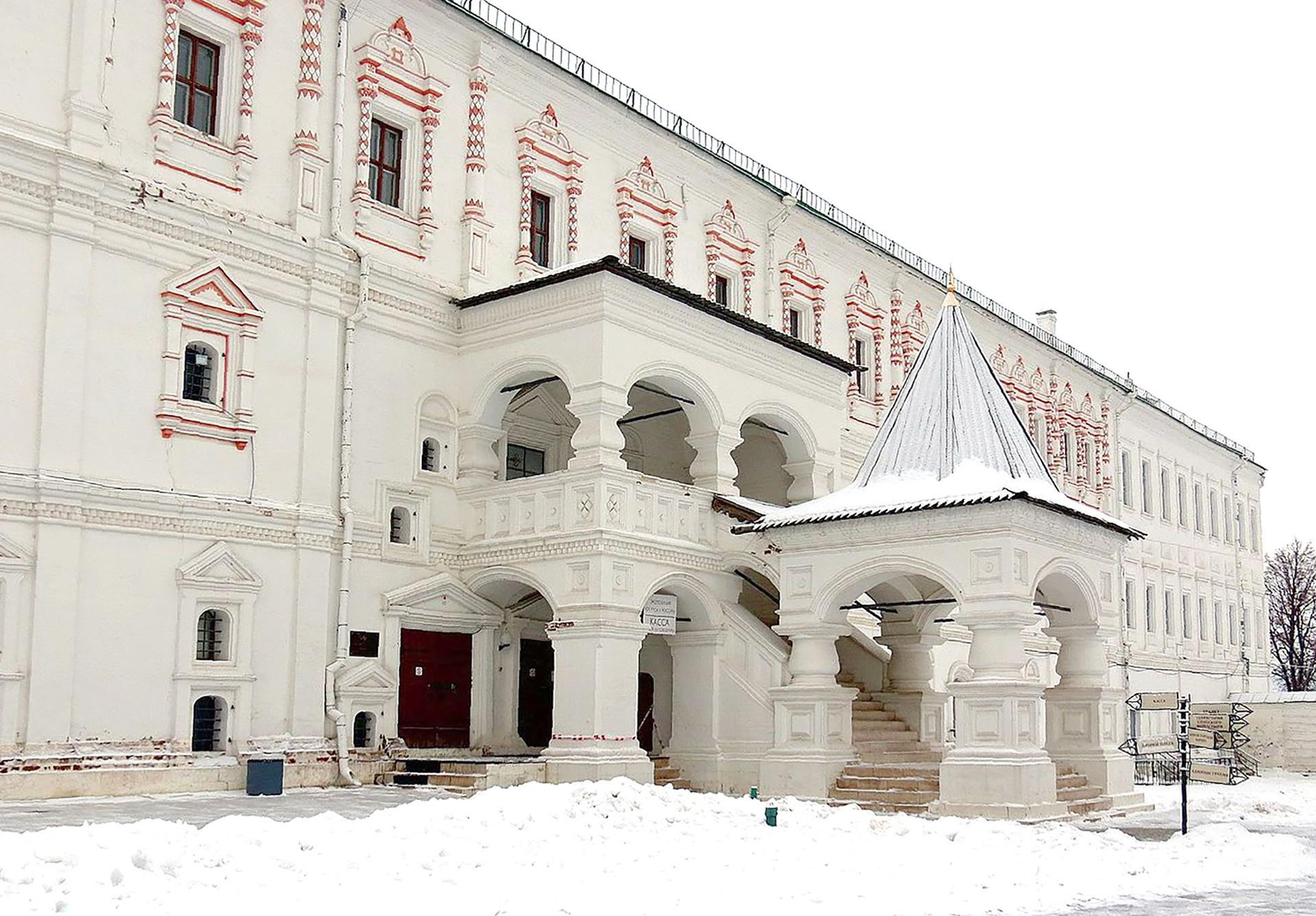 Olegov dvorac.