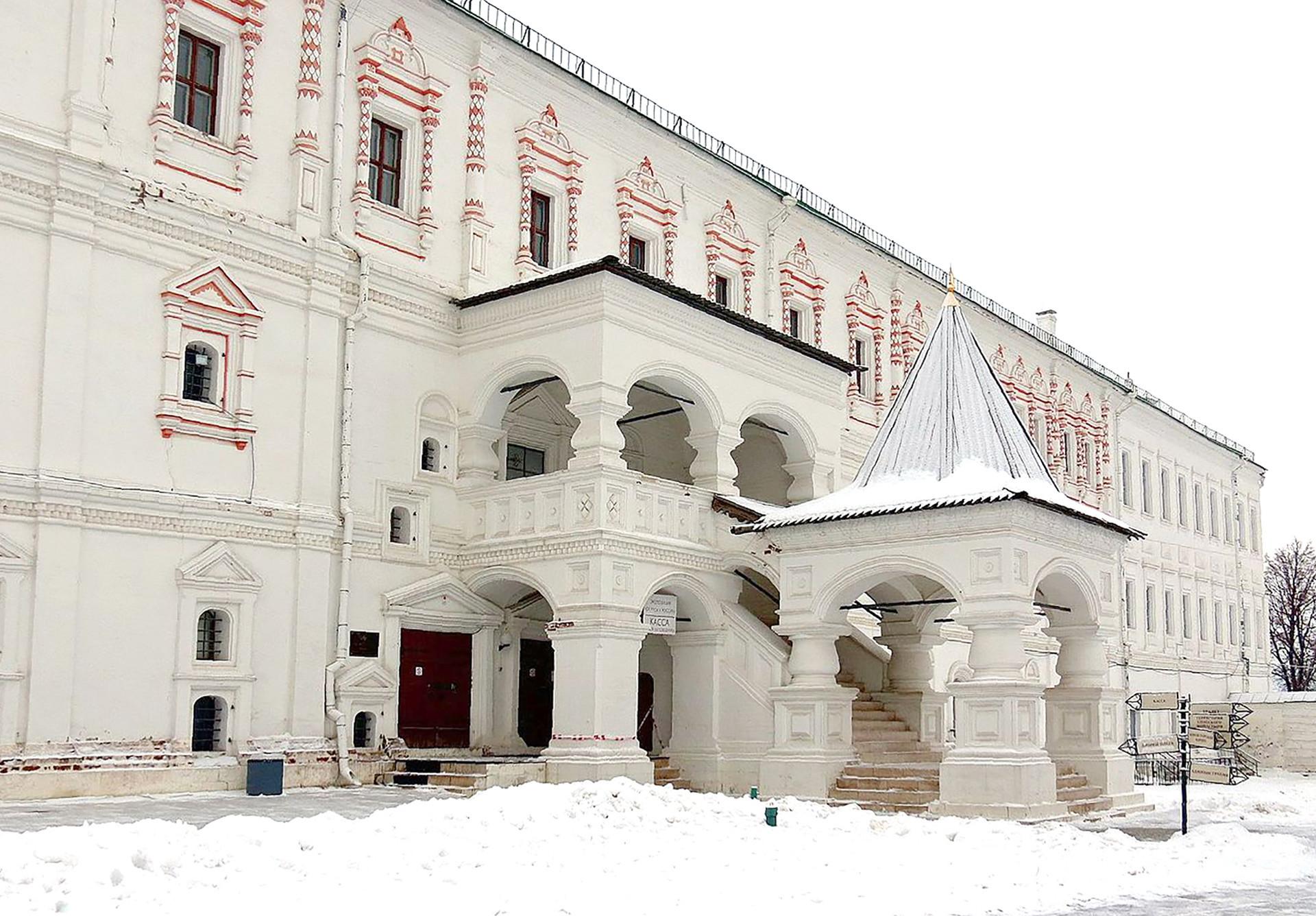 Kremlin de Riazán.