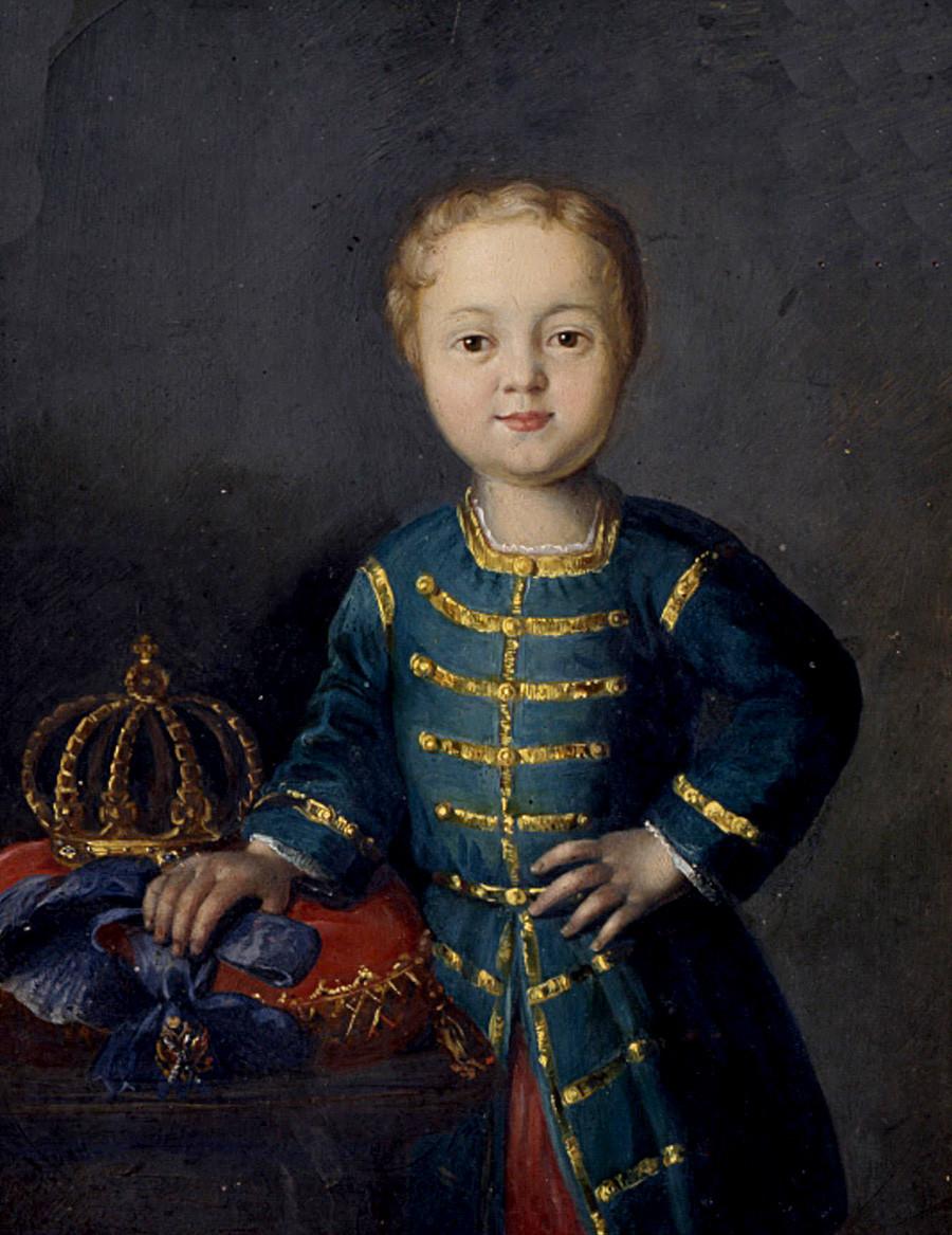 Иван VI Антонович.
