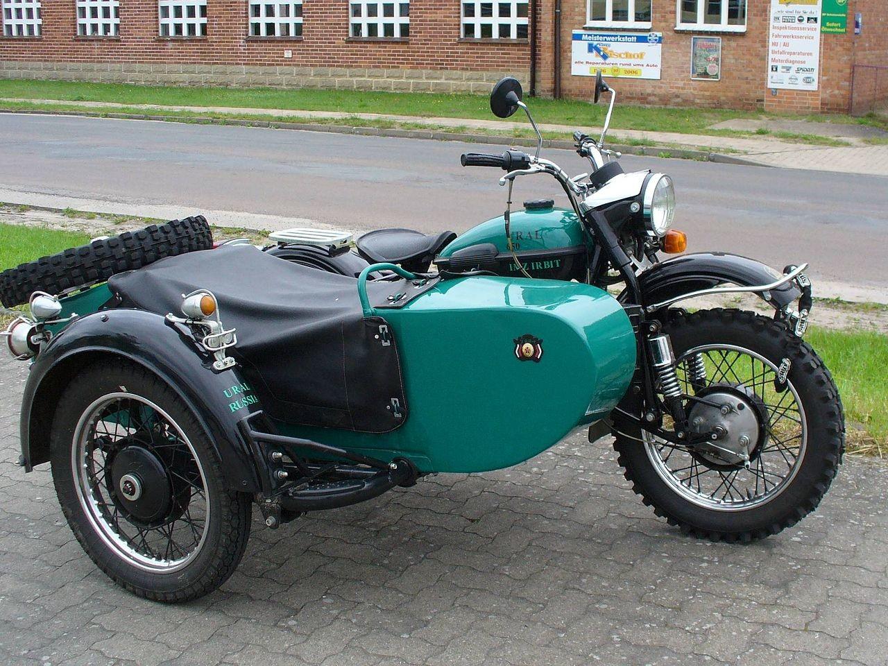Ural IMZ 650