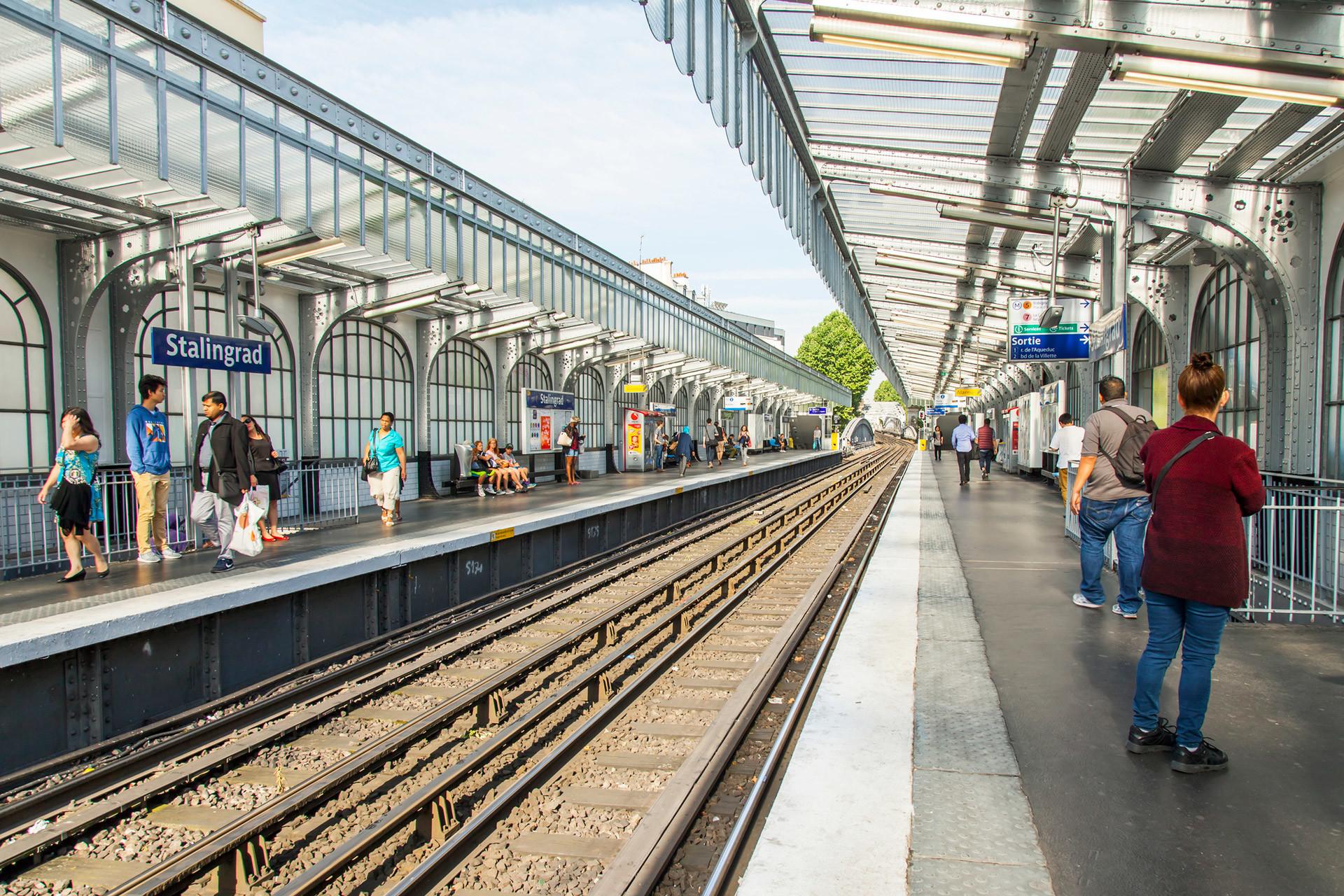 10 secrets of the metro