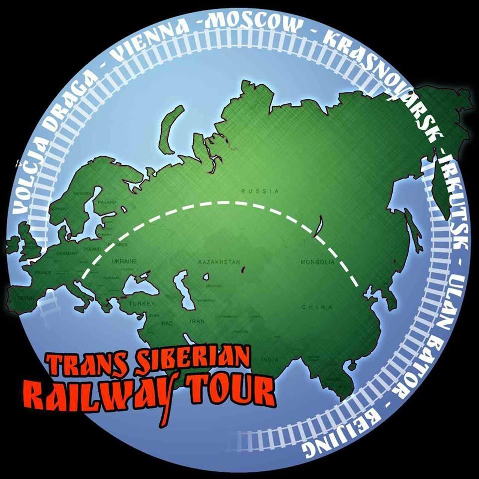 Od Volčje drage do Pekinga preko Rusije