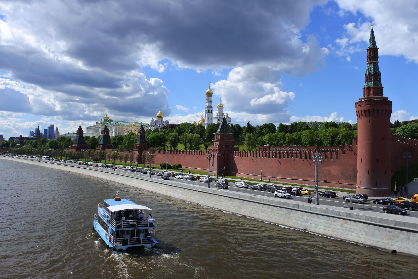 Kremeljsko obzidje