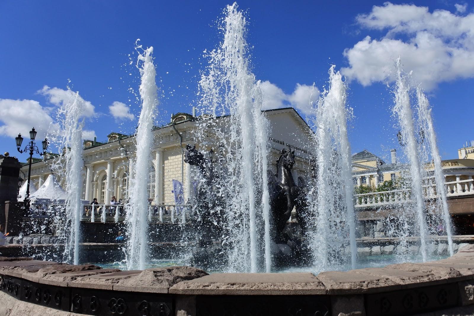 Manež, poleg Kremlja