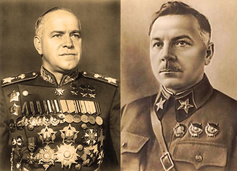 Operacijo Iskra sta odobrila maršala Rdeče armade Georgij Žukov in Kliment Vorošilov.