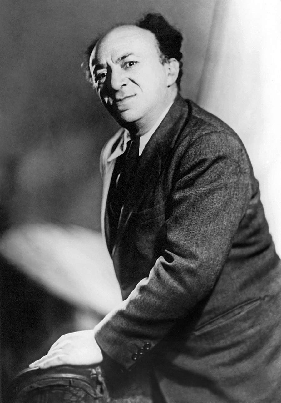 Solomon Mikhoels (1890-1948)
