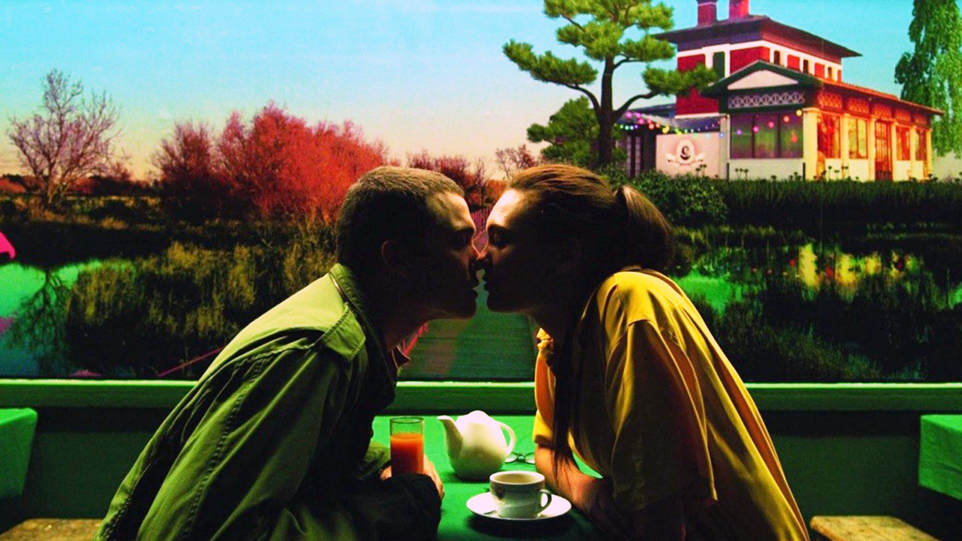 Une scène du film Love