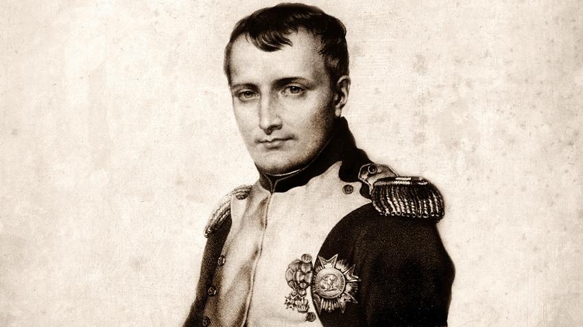 Imagen de Napoleón.