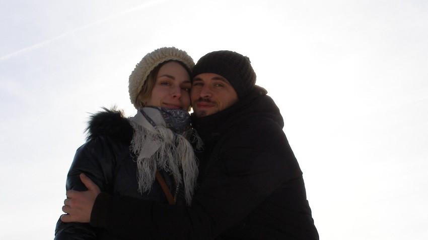 Евгенија и Данијел