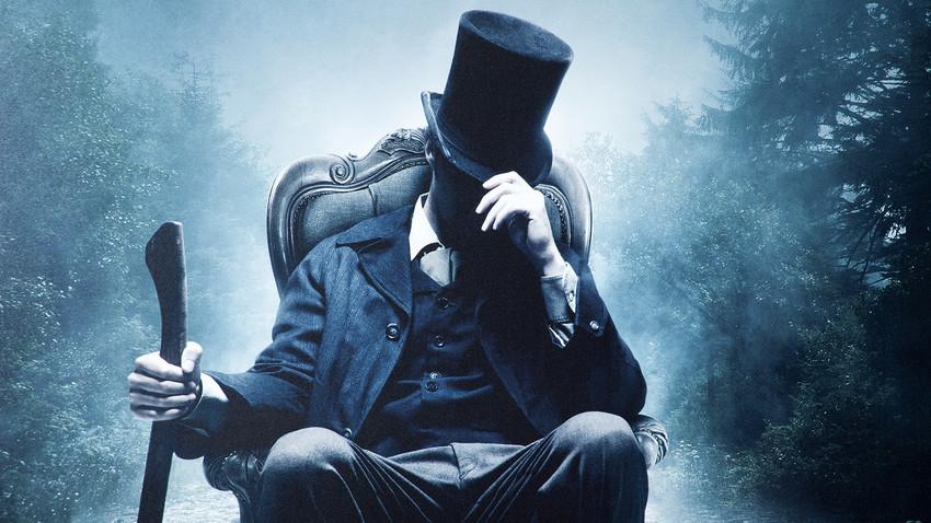 """Кадър от филма """"Ейбрахам Линкълн: Ловецът на вампири"""" (Abraham Lincoln: Vampire Hunter ) (2012) на Тимур Бекмамбетов."""