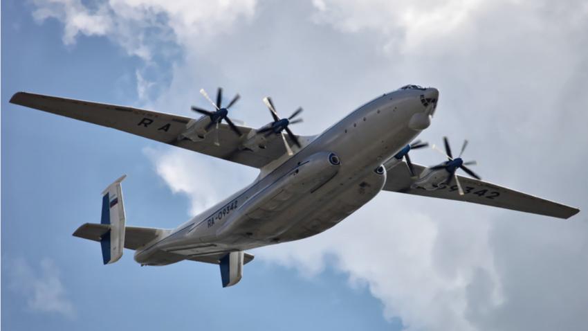 An-22 Antej