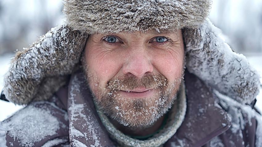 """Još jedan popularan mit o Sibiru je onaj o """"sibirskom muškarcu""""."""