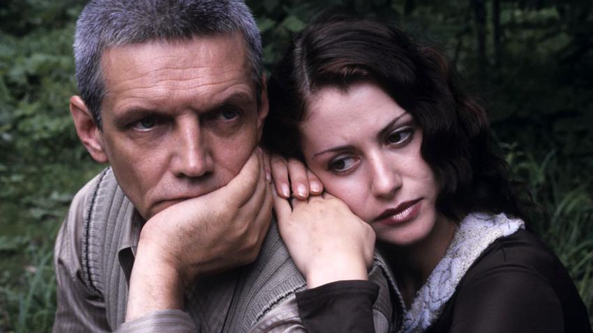 """Cena da série """"O Mestre  Margarida"""", de 2005."""