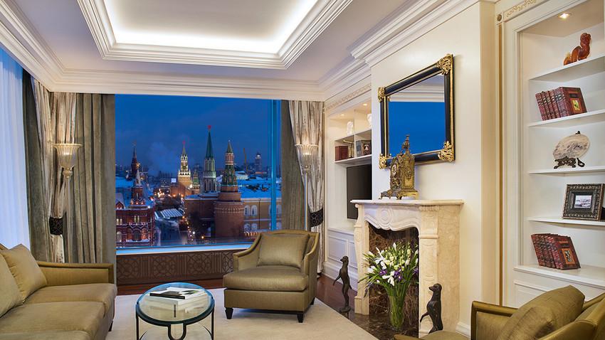 Os preços dos hotéis na Rússia são regulados por uma ordem do governo.