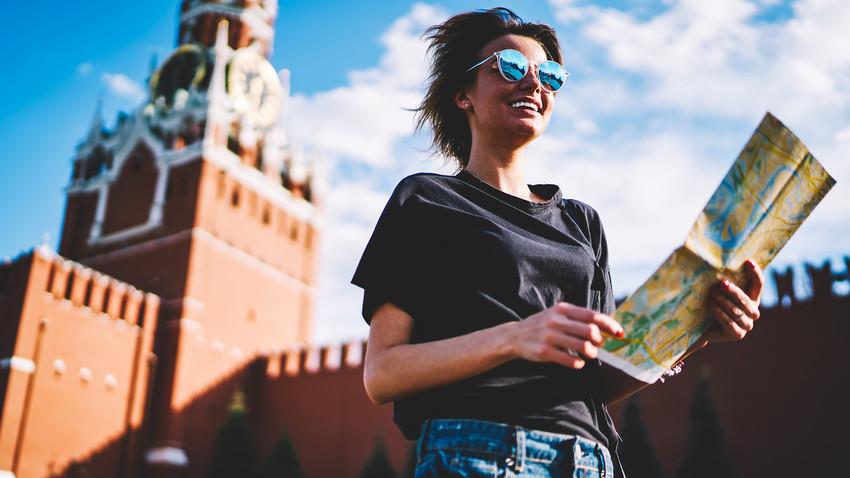 Há muitos lugares que vale a pena ver em Moscou para além das partidas de futebol - o difícil é encontrar tempo para tudo!