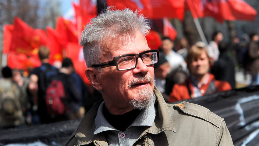 Eduard Limonov (Savenko) turns 75. No matter what his age is, he remains reckless and radical in both art and life