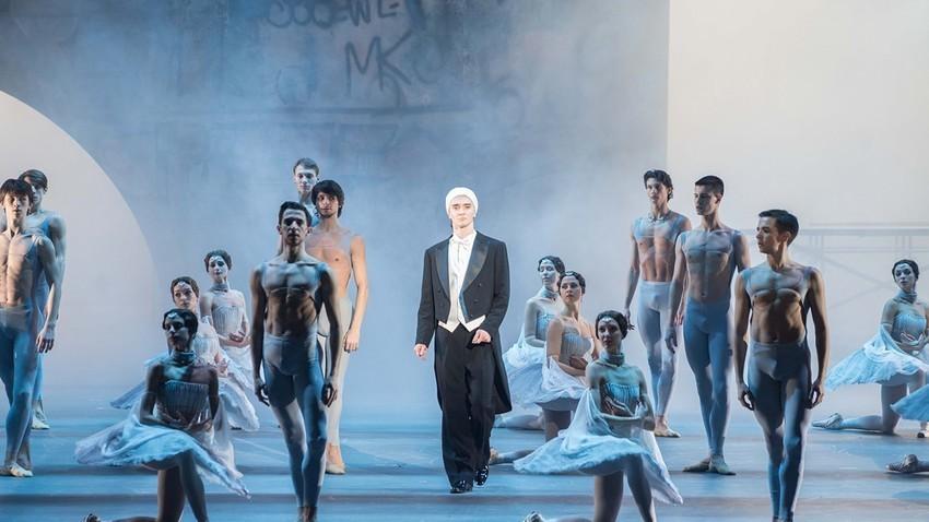 Estreno del ballet 'Nuréyev' en Moscú.