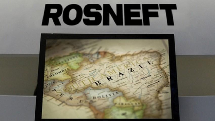 Em meados de fevereiro, a Rosneft Brasil iniciou a exploração da jazida na Bacia do Solimões, onde a empresa russa pretende encontrar reservas de gás.