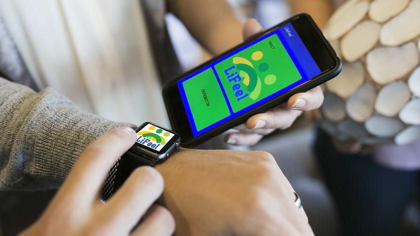 Smartwatch permitirá que pessoas surdocegas se comuniquem online.