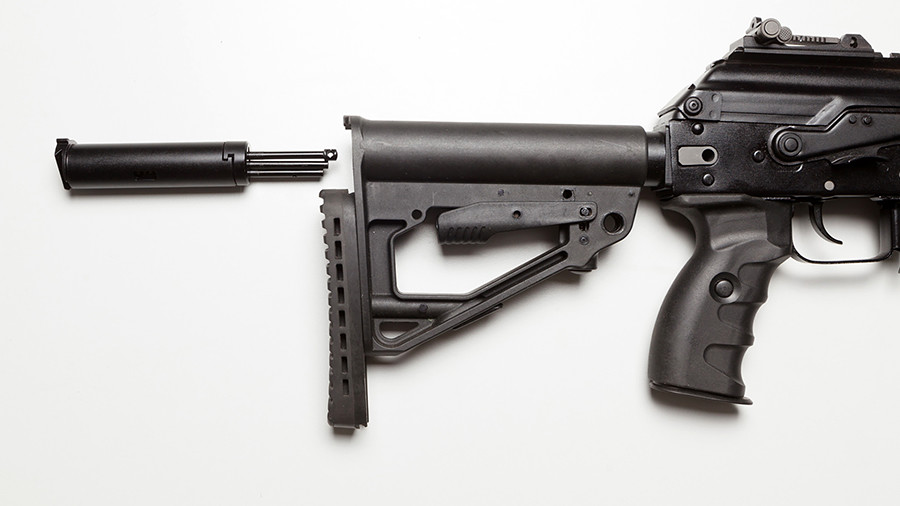 El nuevo rifle AK-12