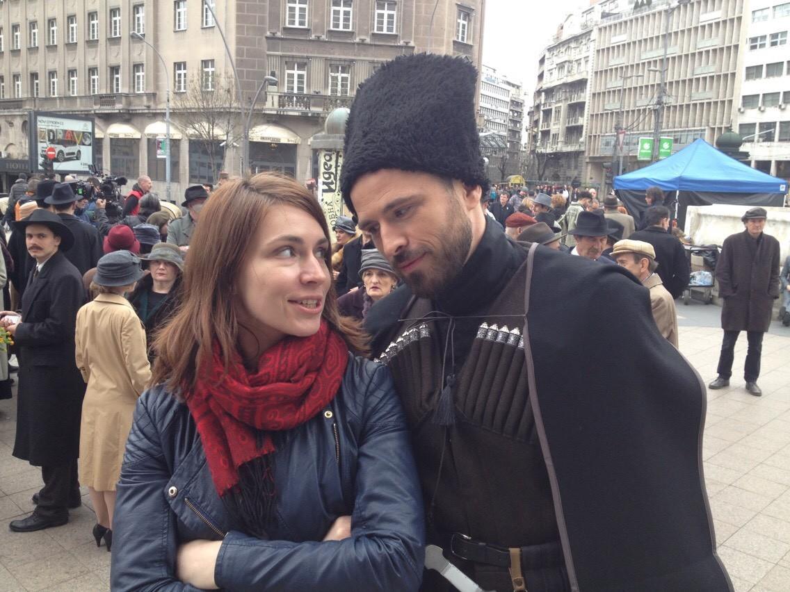 """""""Сенке над Балканом"""", серијски филм Драгана Бјелогрлића"""