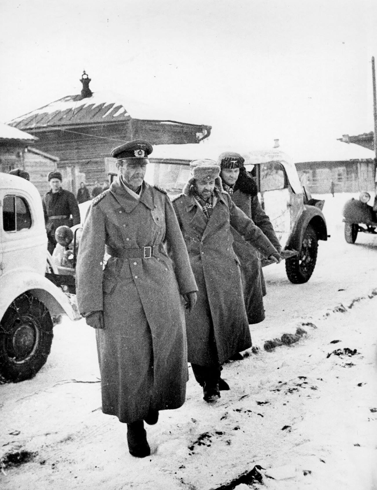 Предаја Паулуса, 31. јануар 1943.