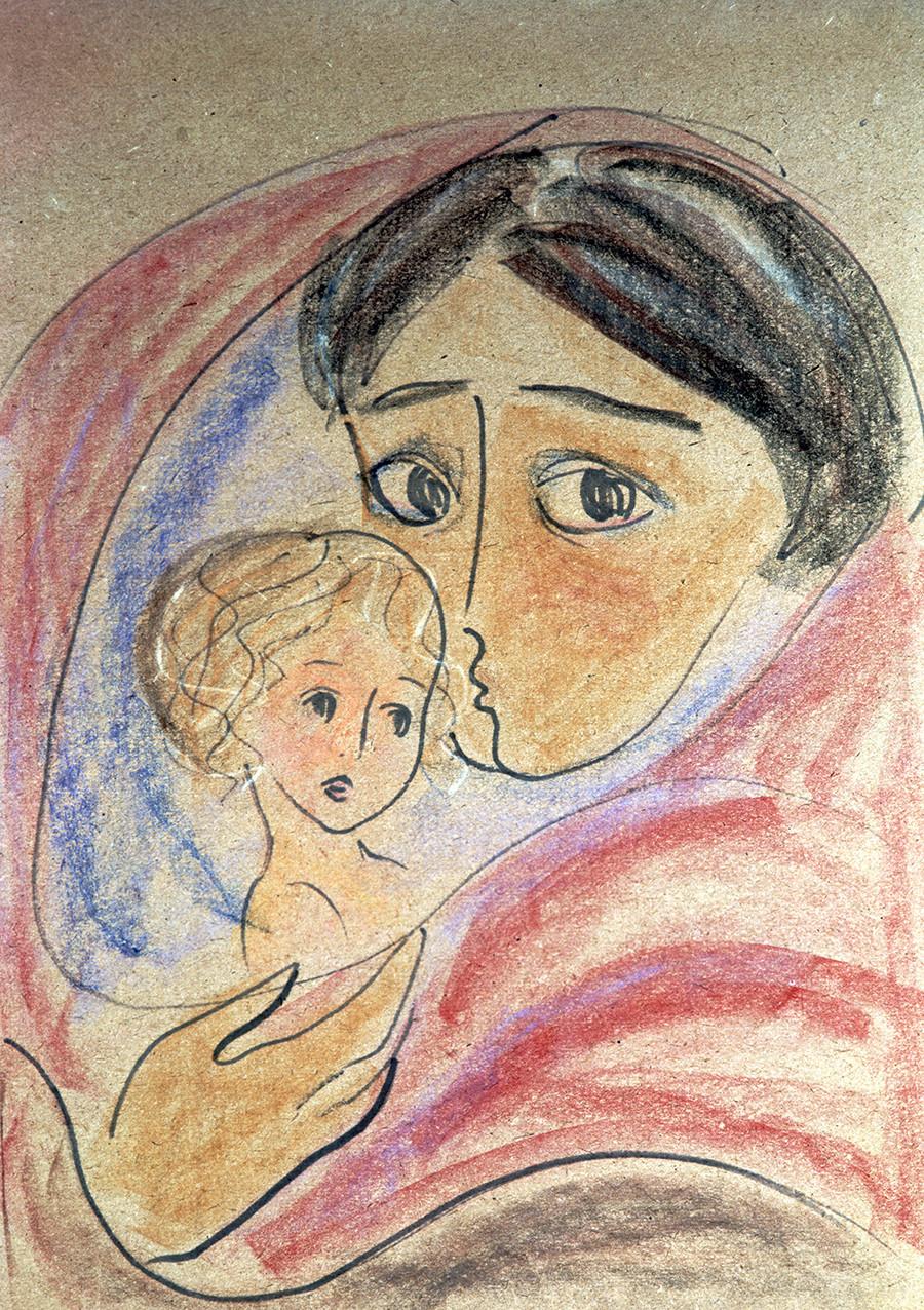 「平和のための世界の母親」