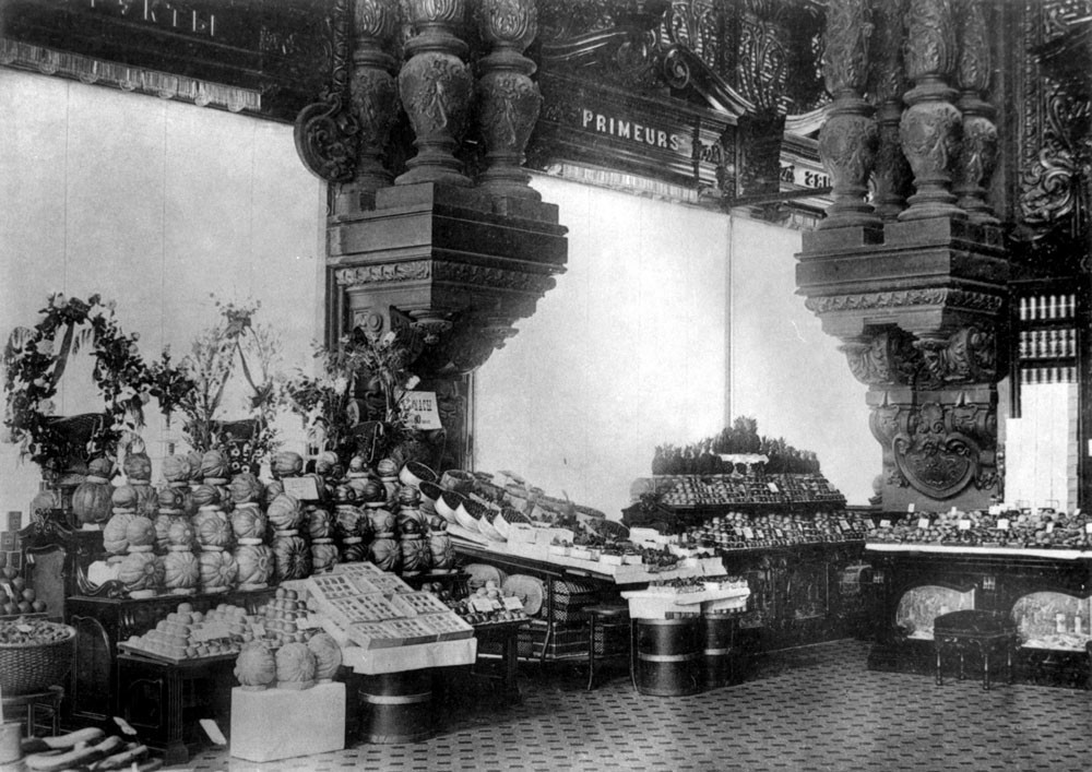 Odjel za voće, 1913.