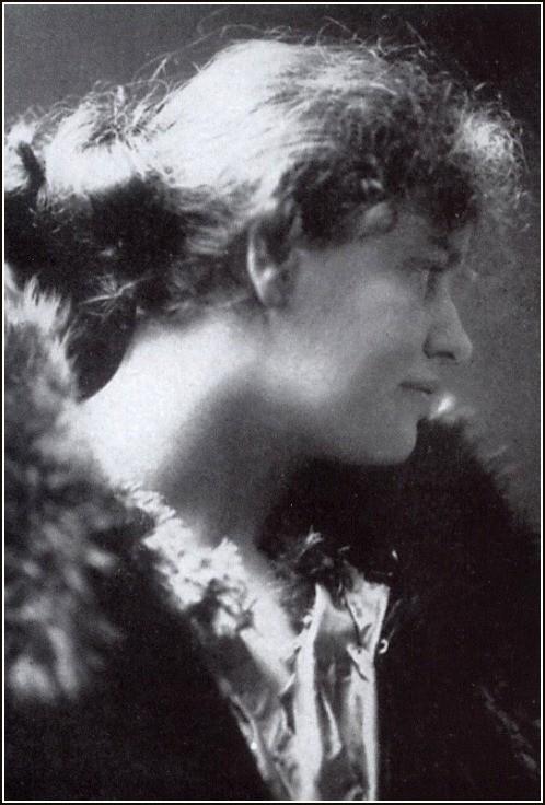 Lou Andreas-Salomé um 1900