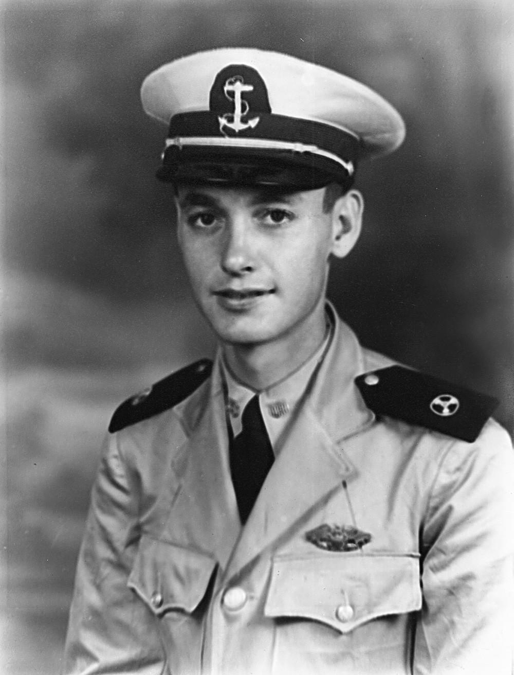 Herman Melton, Juli 1943