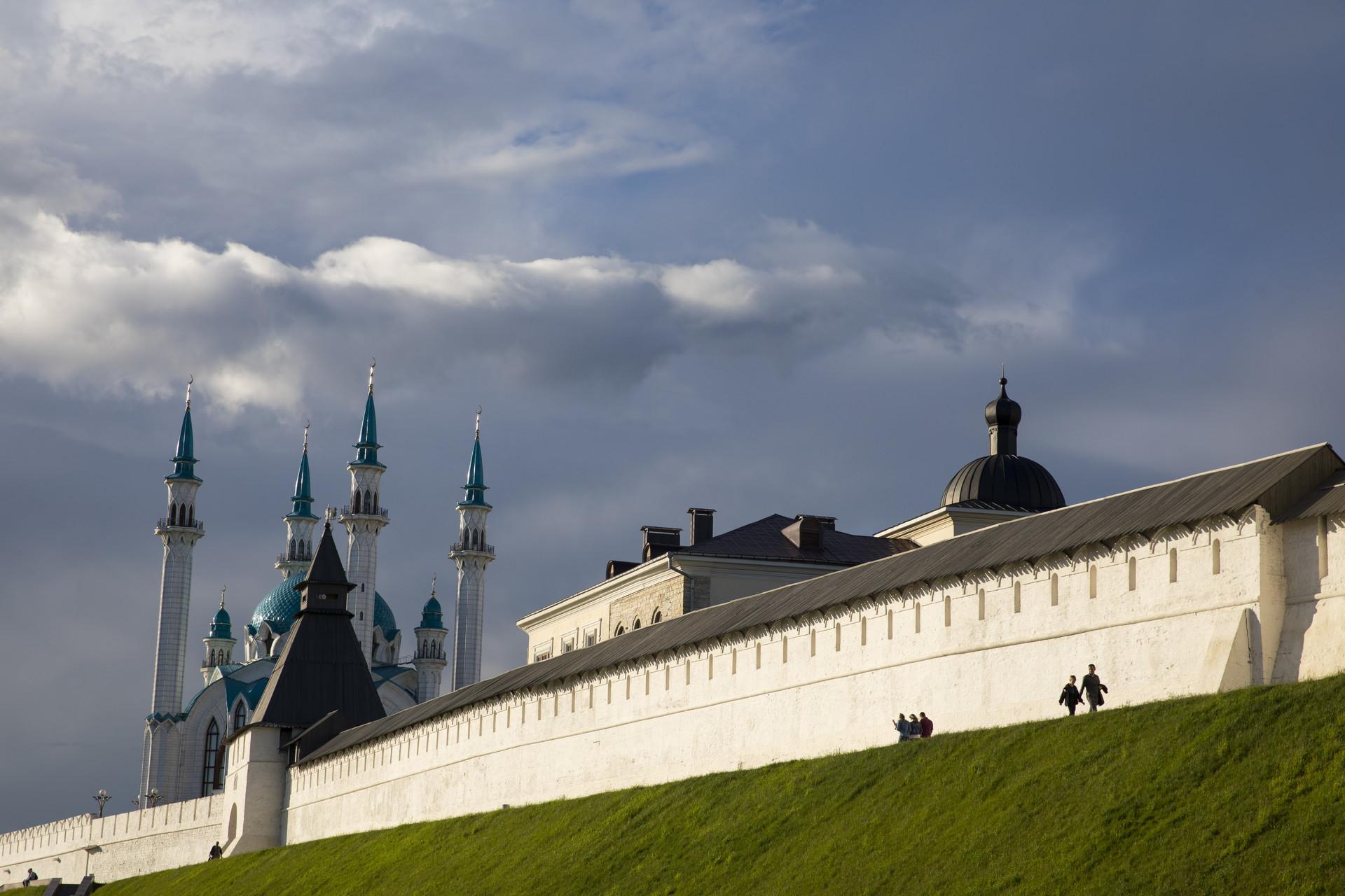 Kremelj v Kazanu